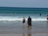 We swam here - just past Apollo Bay