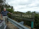 Eugene at Chapman's Point, Mornington Peninsula