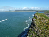 View from the top of the outer head