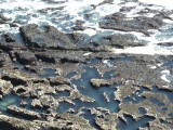 Fascinating rock formation