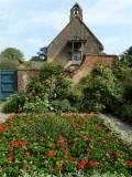 Chapel from the Courtyard garden