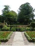 View from Courtyard garden to the Maple garden