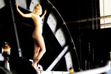 the girl and the fly-wheel 3