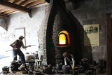 Glass Blowing Exhibition