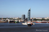 The city of Montevideo