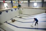 Annual pool overhaul