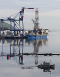 Is Dutch Harbor's fishing about to be dwarfed by the oil industry?