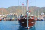 Boattrip Turkey