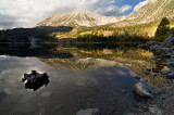 Rock Creek Lake Sunrise