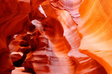 Lower and Upper Antelope Canyon