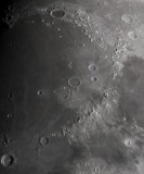 Lunar Alps (Montes Apenninus)