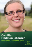 Camilla Runs for Danish Parlament 2011 - Poster
