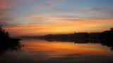 Silkeborg Skyline by Morning 2