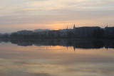Silkeborg Skyline by Morning 6