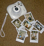 Fuji Instax photos