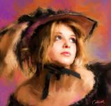Marie By Denis Vincelette