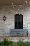 window and bench - Austin TX