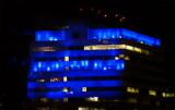 Even buildings get the blues