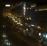 Midnight in Moscow  - Tverskaya Street