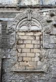 Window of ex-Hotel Egea - Erice, Sicily
