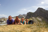 On top of the col du Tourmalet