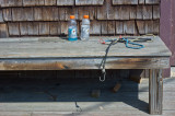 Boathouse Bench