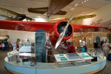 One of Amelia Earhart's planes