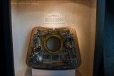 Hatch from Apollo 11