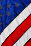 flag, close-up