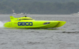 And The Boat We All Came To See: Miss Geico