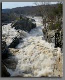High Water at Great Falls