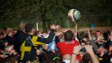 Shrovetide Football