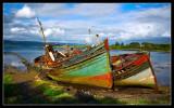 Isle of Mull Fishing Boats