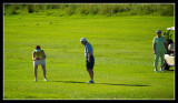 Snake viewing on Umdoni Golf Course