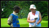 Gill and Caddy - Southbroom Golf Club