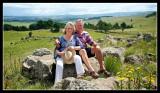 Ken and Jill on Blueberry Hill