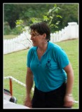 Sandra Enters the Wet Tee Shirt Competition !