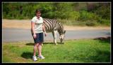 Sandra & Zebra