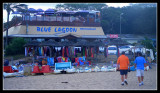 Off to the Blue Lagoon for great Fish and Chips