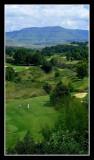 Picture postcard golf - by Douglas