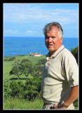 Ken Enjoys the View - By Jill