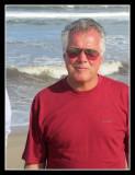 Ken in Evening Beach Sunshine - by Jill