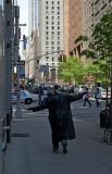 Sidewalk messiah