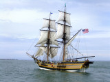 Lady Washington & Hawaiian Chiefton