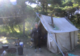 Our cook tent