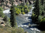 View of the Kern River