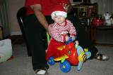 Xavi's Big Toy