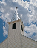 Steeple, Fedor, Texas