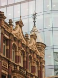 Birmingham architecture, old and new