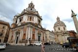Piazza Venezia - Trajan Column